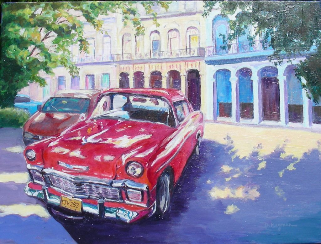 Cuban Car I