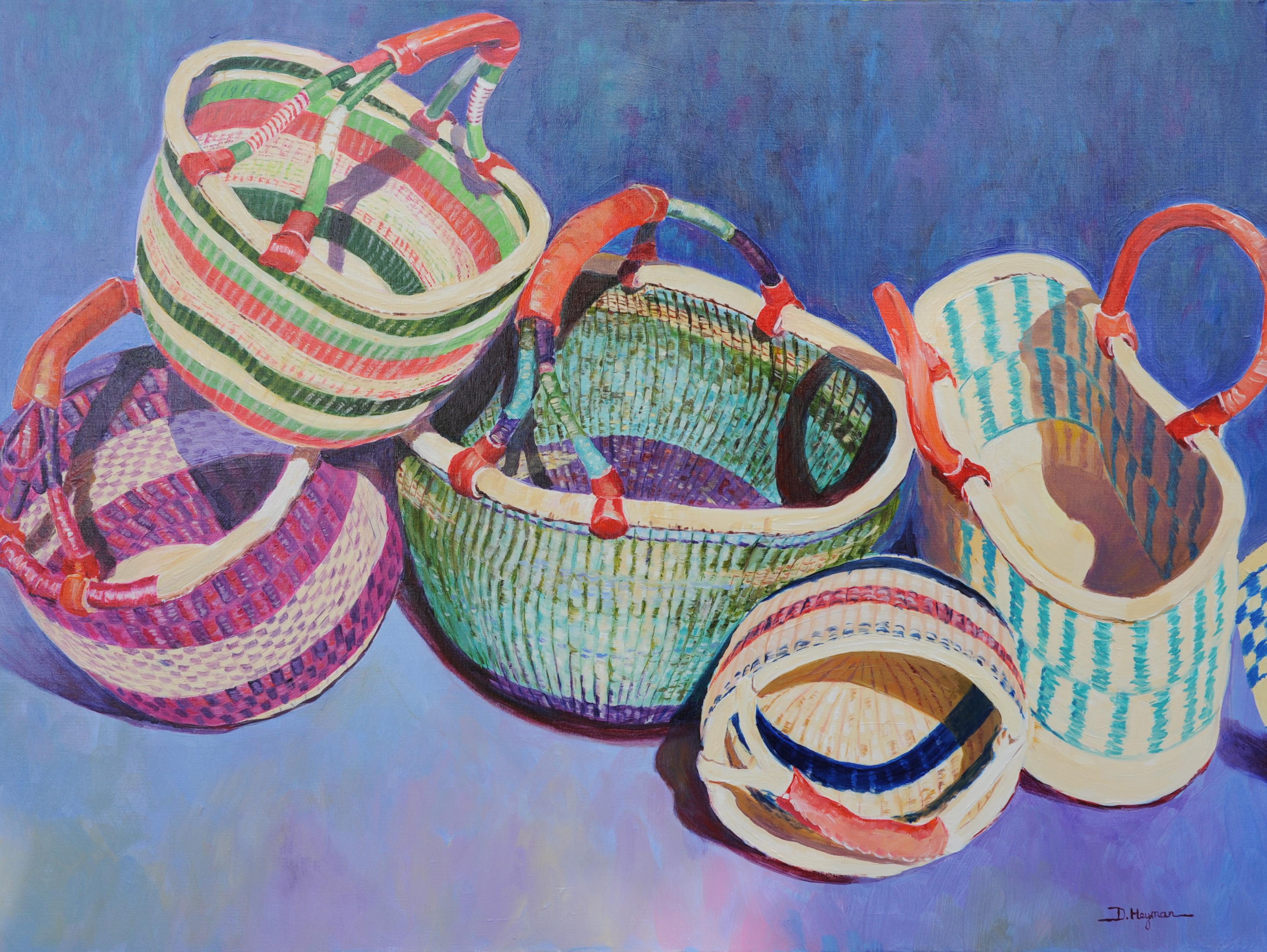 #2 - Baskets III