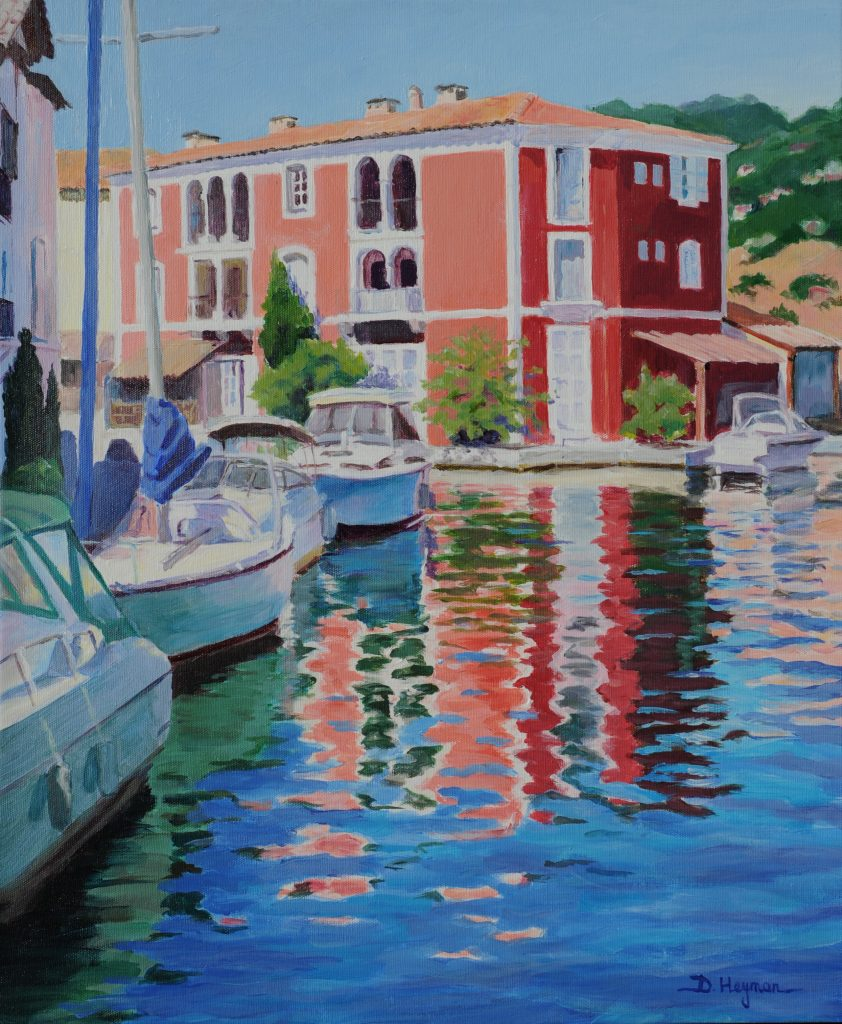 # 3, Port Grimaud (South of France)