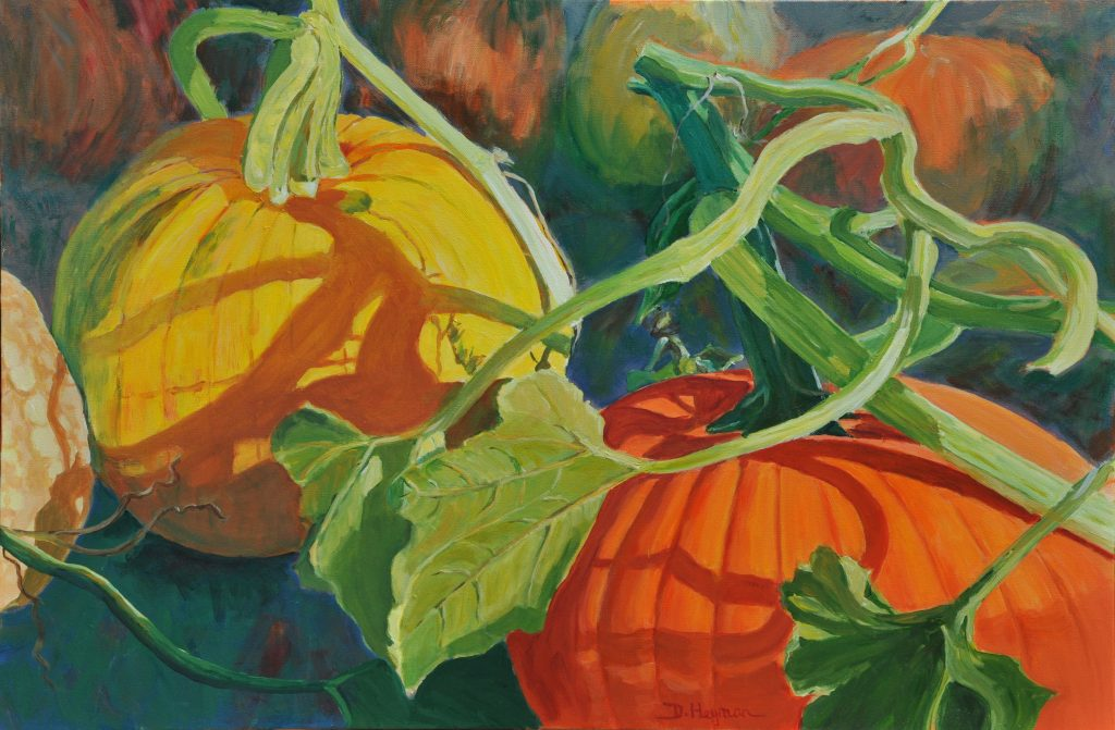 #6 - Pumpkins II