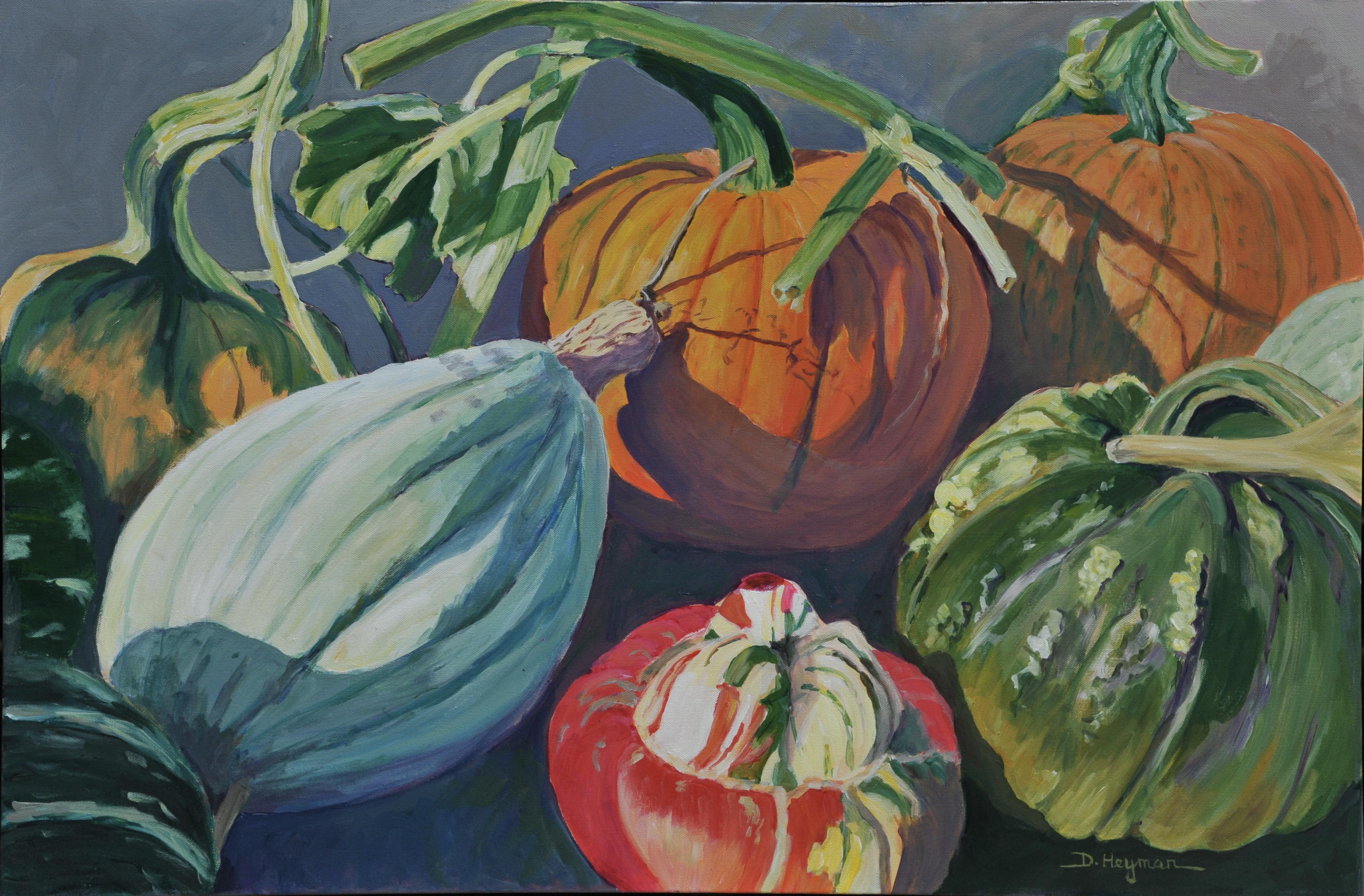 #5 - Pumpkins I