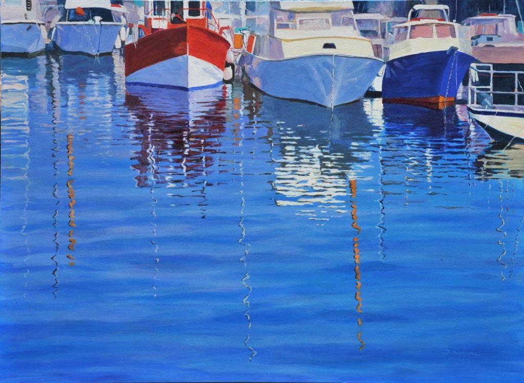 #2 Harbor Reflections II - SOLD