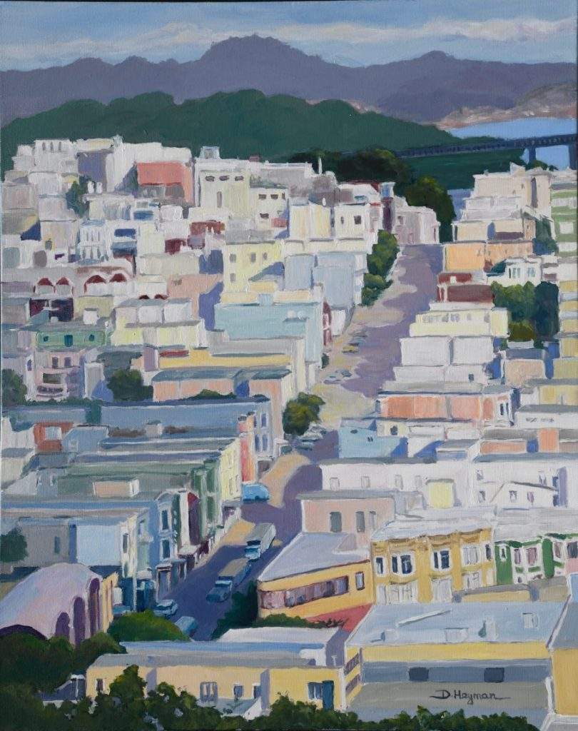 # 5, San Francisco I