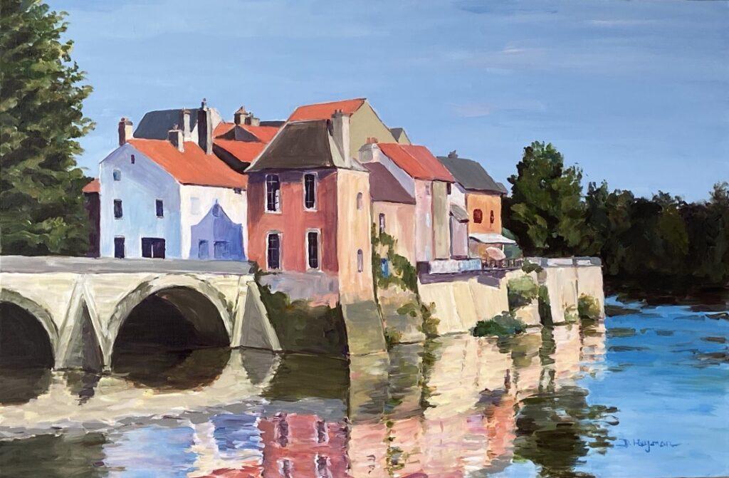 Burgundy Village